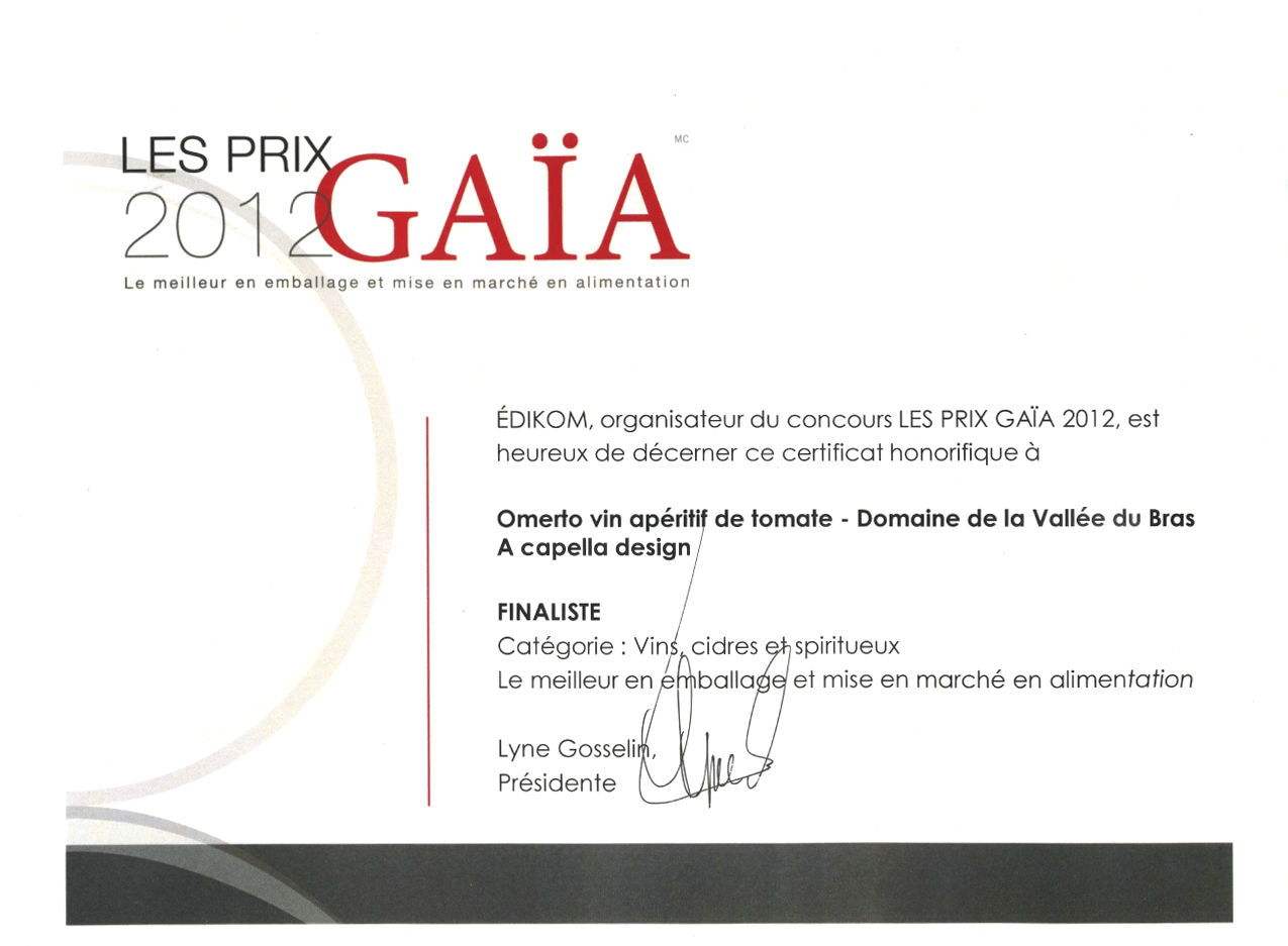 gaia2012